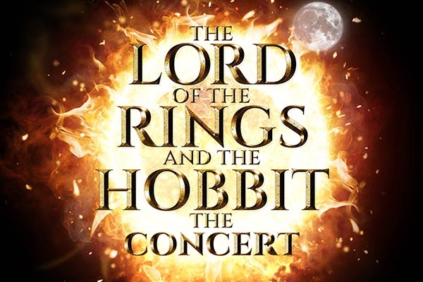 The Lord of the Rings and The Hobbit the Concert